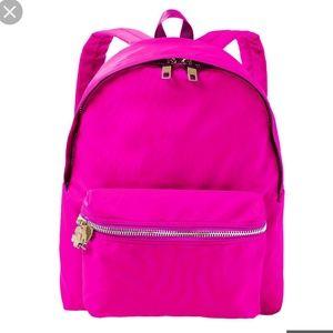 17467720e35 Stoney Clover Lane Bags - New Stoney Clover Lane Neon Pink Nylon Backpack